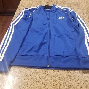 Adidas jacket never worn